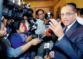 the estate that dalmiya didn't exactly love