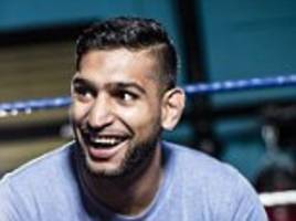 Amir Khan confident he would beat Manny Pacquiao as fight negotiations continue