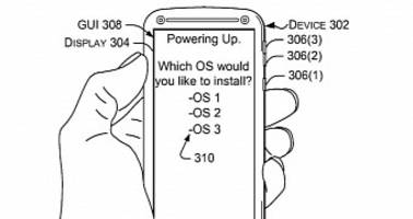 Microsoft Patents Multi-OS Smartphone to Run Android and Windows 10 on Same Device