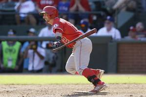 Angels rally, prevent Rangers from clinching AL West