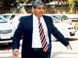 'Strict' Manohar swings into action: BCCI chief vows to clean Board's image in just two months