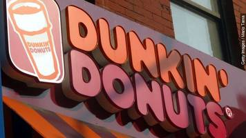 Dunkin' Donuts Apologizes After Worker Turns Away Officer