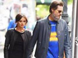 Jim Carrey's ex-girlfriend Cathriona White was married to another man when she died