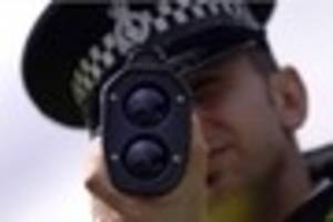 List: Mobile speed cameras in and around Exeter for next week