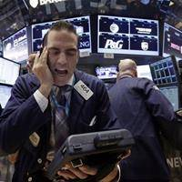Dow Surges by 304