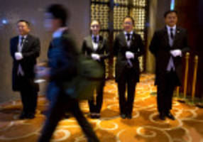 Butlers are the new must-have accessory for China's ultra-rich