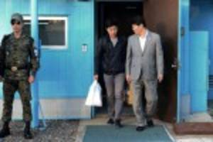 North Korea frees detained NYU student