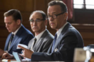 Spielberg And Hanks Back In Oscar Game With Stirring 'Bridge Of Spies' – NYFF World Premiere