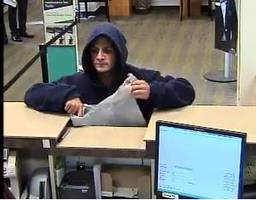 Man Robs Stonington Bank This Morning; Police Seeking Suspect
