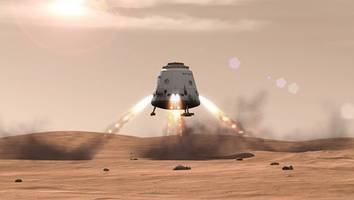 Vegas odds say SpaceX will put humans on Mars first