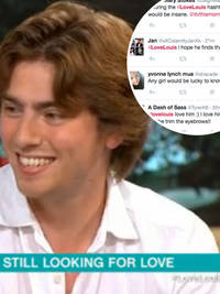 This Morning: Twitter falls in love with First Dates star Louis Gill