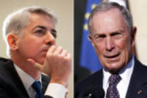 Bill Ackman says Bloomberg would win presidential race