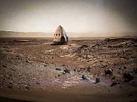 Is SpaceX about to reveal its mission to MARS? Cryptic tweet suggests company is to announce the most 'exciting thing ever'