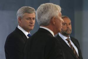 Harper had to have known niqab comments would stir the pot: Hébert