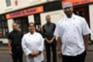 ramsgate restaurant flavours by kumar through to tiffin cup 2015...