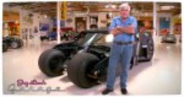 'jay leno's garage' opens and 916k watch on cnbc