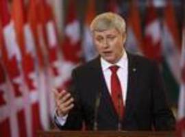 Harper government signed agreement with accounting lobby group