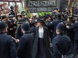 Meryl Streep's Suffragette reviewed by BRIAN VINER