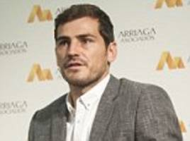 Porto goalkeeper Iker Casillas dreaming of Real Madrid reunion in Champions League