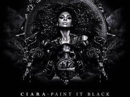Ciara Covers The Rolling Stones' 'Paint It Black' for Vin Diesel Movie
