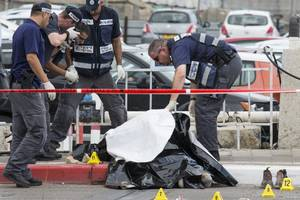 Israel on High Alert as Stabbing Attacks Continue
