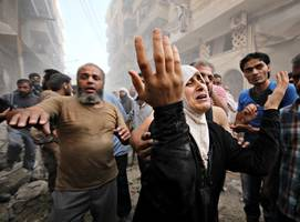 putin's holy war: syrians outraged at russia intervention