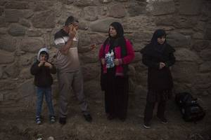 syrians in turkey: 'we just want a normal life'