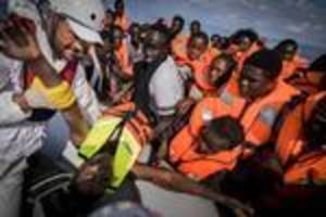 More than 500 migrants rescued off Libya coast