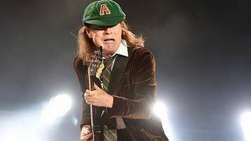AC/DC anoint Hives and Kingswood