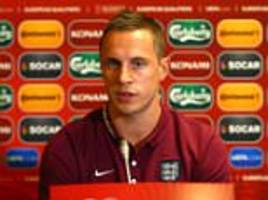 phil jagielka 'delighted' to be handed england captaincy as everton defender targets victory against lithuania