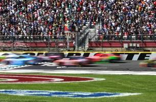 Results: Bank of America 500 at Charlotte Motor Speedway