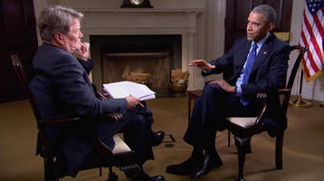 obama defends the failure of his syria policy before a beligerent 60 minutes