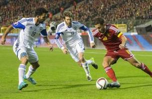 Belgium vs. Israel | Euro 2016 Qualifiers Highlights