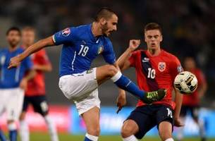 Italy vs. Norway | Euro 2016 Qualifiers Highlights