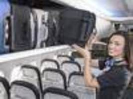 is this the end of the overhead bin battle?