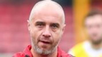 lyttle named as cliftonville manager
