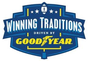 goodyear kicks off search for the best college football tradition