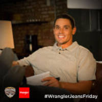 "wrangler® jeans revives casual friday with espn ""college football live"""