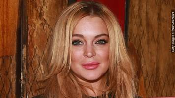 lindsay lohan wants to run for president