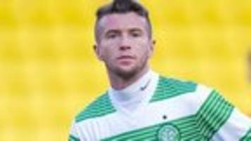 cliftonville sign ex-celt george