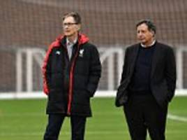 Liverpool Principal owner John W Henry Tom Werner and ...