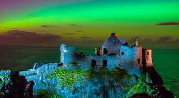aurora borealis: northern lights could be visible tonight in the uk
