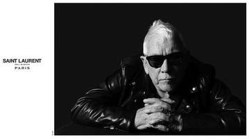 eric burdon for saint laurent