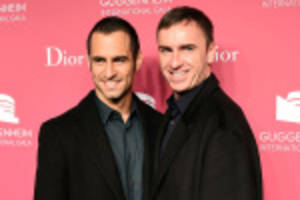 raf simons on good terms with dior after leaving