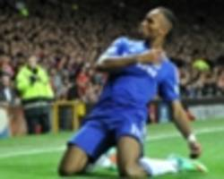 drogba: we made robben miss champions league final penalty