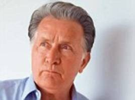 blogs of the day: martin sheen praises son charlie's courage