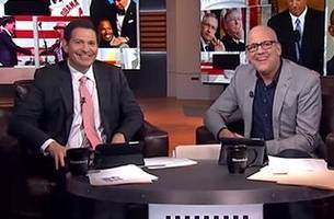 MSNBC Negotiating With Bloomberg to Air Episodes of With All Due Respect
