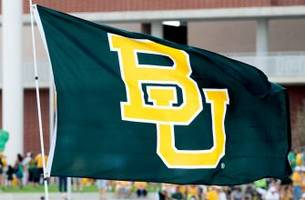 PHOTO: Baylor helmet decals to honor Oklahoma State parade victims