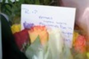 Picture Gallery : Flowers and messages for Kayleigh Haywood
