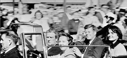 The Kennedy assassination: History lived
